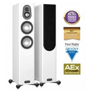 Monitor Audio Gold 200 (5G) Satin White, garso kolonėlės