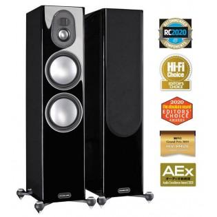 Monitor Audio Gold 300 (5G) Piano Gloss Black, garso kolonėlės