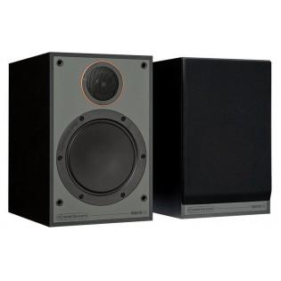 Monitor Audio Monitor 100 (4G) Black, garso kolonėlės