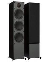 Monitor Audio Monitor 300 (4G) Black, garso kolonėlės