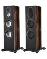 Monitor Audio Platinum 300 II Ebony, garso kolonėlės