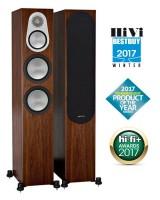 Monitor Audio Silver 300 Walnut, garso kolonėlės