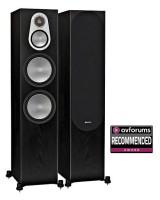Monitor Audio Silver 500 Black Oak, garso kolonėlės