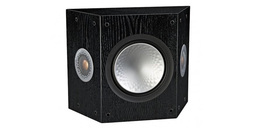 Monitor Audio Silver FX Black Oak, galinės garso kolonėlės