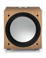 Monitor Audio Silver W-12 Natural Oak, žemų dažnių kolonėlė