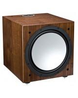 Monitor Audio Silver W-12 Walnut, žemų dažnių kolonėlė