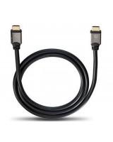 Oehlbach Black Magic MKII Ethernet, 8K, 3m, HDMI kabelis