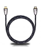 Oehlbach Easy Connect Steel HDMI Ethernet 1.5m, HDMI kabelis