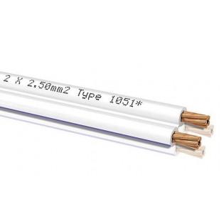 Oehlbach Speaker Wire 25 Type1051, 2x2.5mm2, kolonėlių kabelis