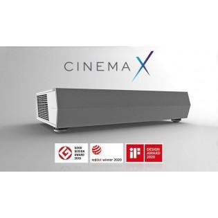 Optoma Cinema X P2, 4K vaizdo projektorius su media grotuvu ir soundbar'u
