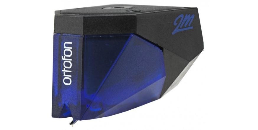Ortofon 2M Blue, patefono galvutė