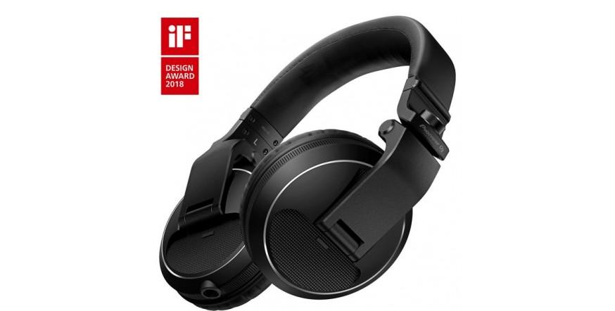 Pioneer HDJ-X5-K, DJ/Pro/Hi-fi ausinės