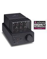 Quad VA-One, lempinis stereo stiprintuvas su DAC ir Bluetooth