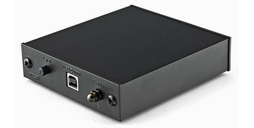 Rega Fono Mini A2D, Phono korektorius