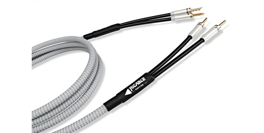 Ricable PS3 Primus Speaker 2x3m, kabelis