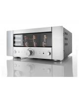TAC K-35 Silver, lempinis stereo stiprintuvas