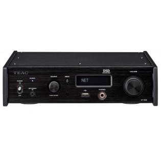 Teac NT-505 Black, tinklinis grotuvas, DAC