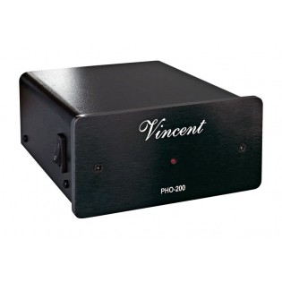 Vincent PHO-200 black, Phono korektorius