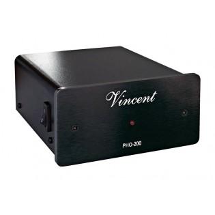 Vincent PHO-200 black, Phono korektorius