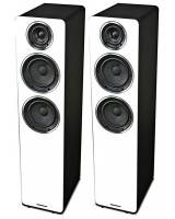 Wharfedale Diamond A2 White, Bluetooth aktyvios garso kolonėlės su DAC