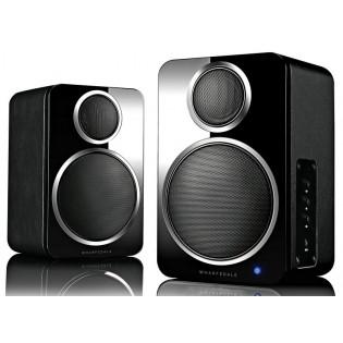 Wharfedale DS-2 Black, Bluetooth aktyvios garso kolonėlės