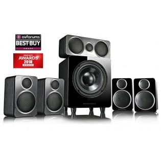 Wharfedale Moviestar DX-2 HCP Black, 5.1 kolonėlės