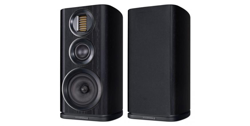 Wharfedale Evo 4.2 Black, garso kolonėlės