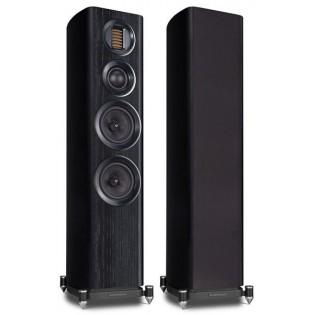 Wharfedale Evo 4.3 Black, garso kolonėlės