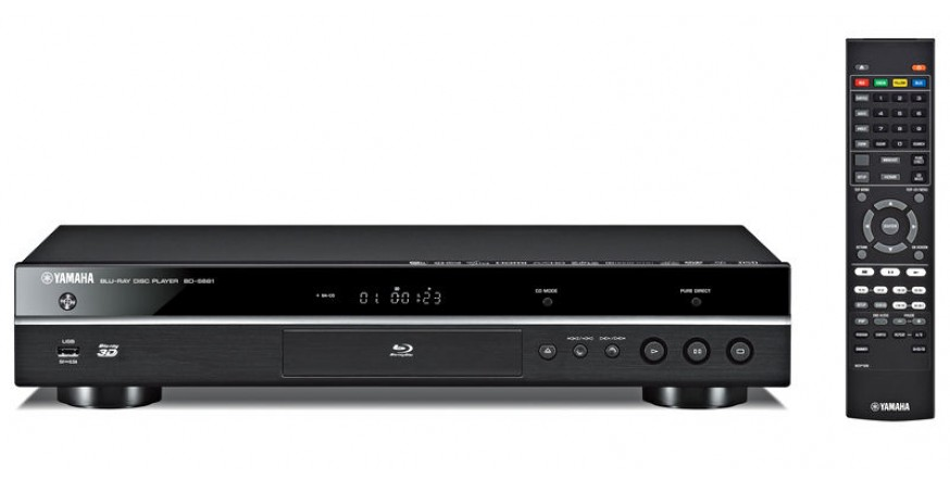 Yamaha BD-S681, Blu-ray grotuvas