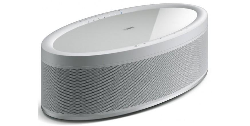 Yamaha MusicCast 50 WX-051 White, garso kolonėlė su stiprintuvu ir media grotuvu