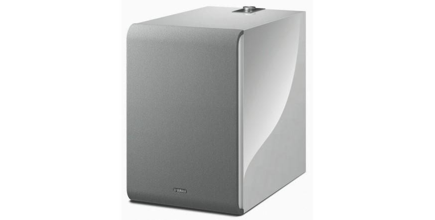 Yamaha MusicCast Sub 100 White (NS-NSW100PW), belaidė žemų dažnių garso kolonėlė