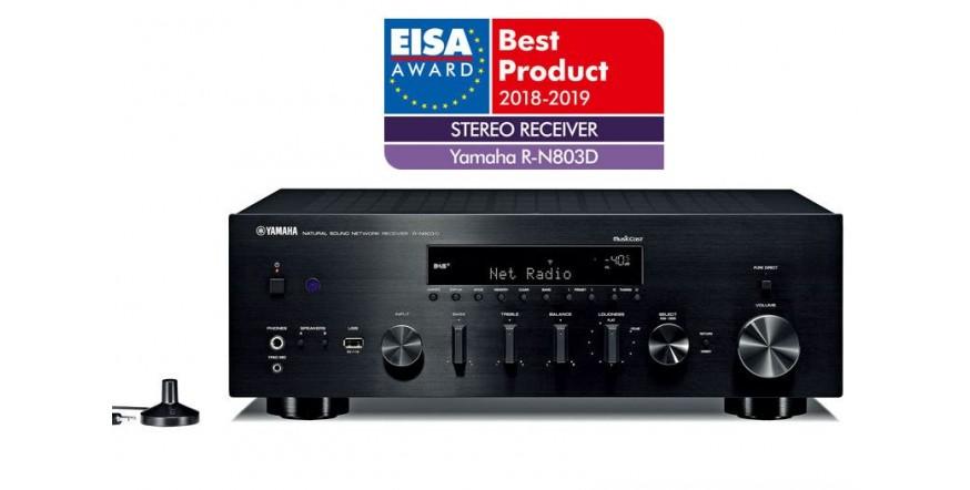 Yamaha R-N803D, stiprintuvas su įmontuotu media grotuvu