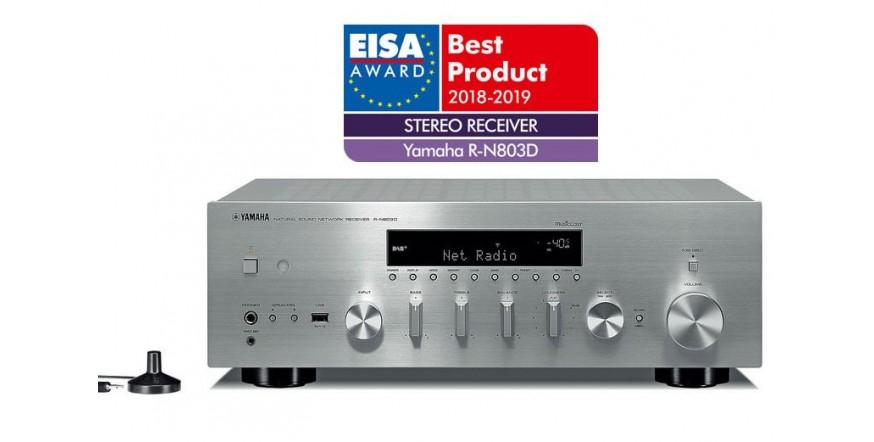 Yamaha R-N803DS, stiprintuvas su įmontuotu media grotuvu
