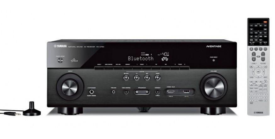 Yamaha RX-A750, namų kino resyveris