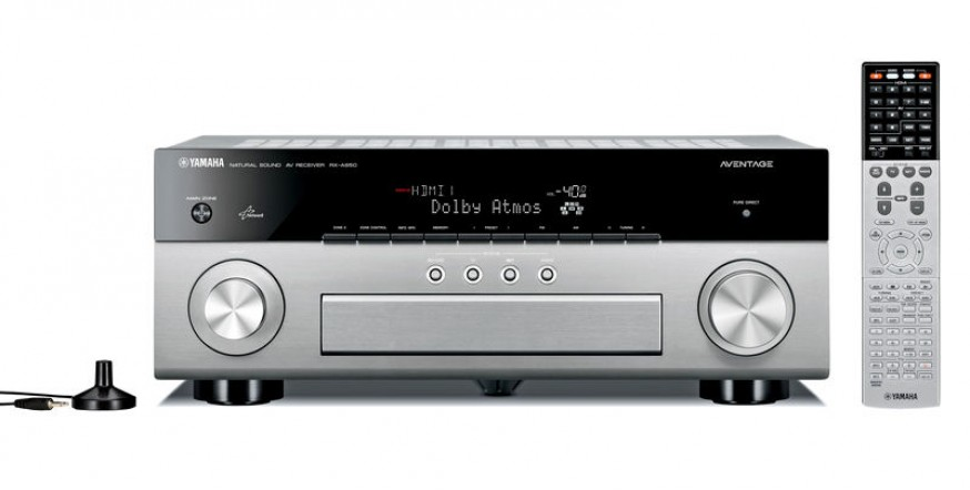 Yamaha RX-A850T, namų kino resyveris