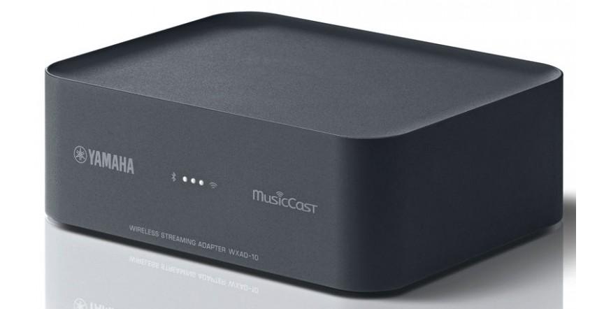 Yamaha WXAD-10, MusicCast audio media grotuvas - adapteris