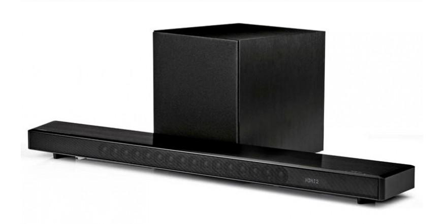 Yamaha YSP-2700 Black, aktyvi garso kolonėlė su media grotuvu